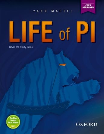 Life of pi novel and study notes oxford graffiti boeke for Life of pi sparknotes