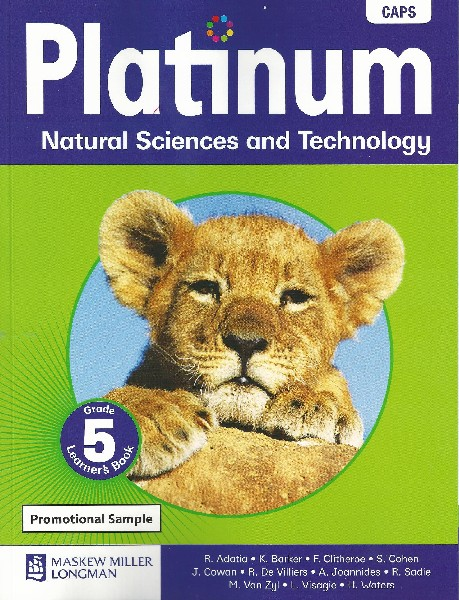 Platinum Natural Science And Technology Grade  Teacher S Guide